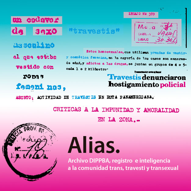 Colección documental | Alias. Inteligencia a la comunidad trans, travesti y transexual